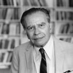 Joseph Greenberg 1985 Photo: Ed Souza / Stanford News Service